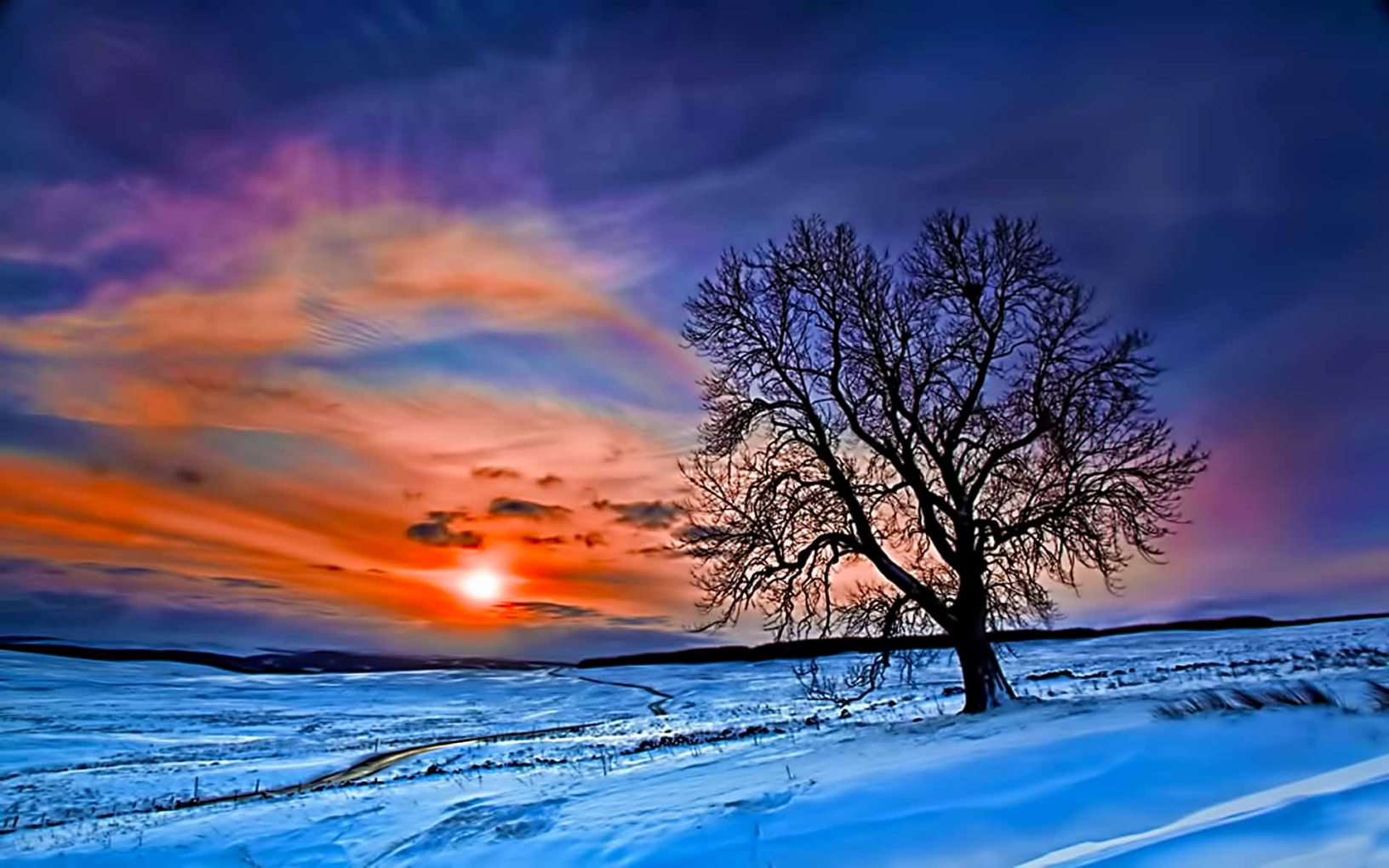 awesome nature wallpapers winter - photo #8