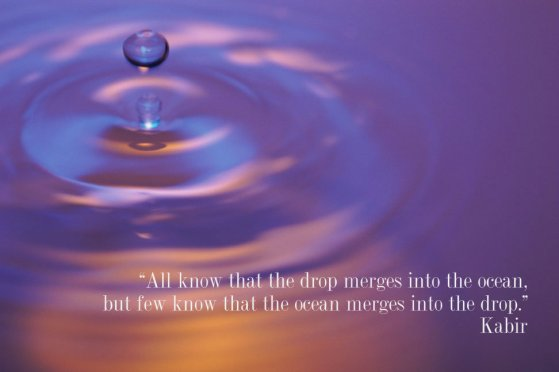 drop_of_water_on_pond