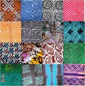 Batik Samples