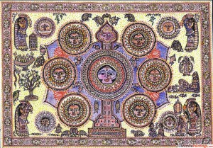 Mithila_Paintings_-_Mahendra_Shah_-_1_1
