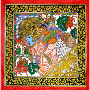 Radha Krishna Romance-1000x1000