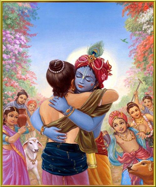 Krishna-and-Devotees