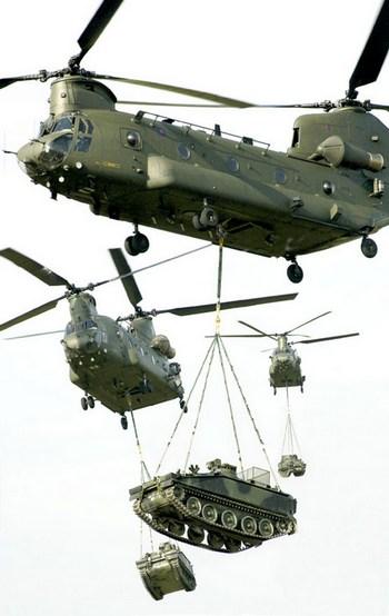 Chinook Lift